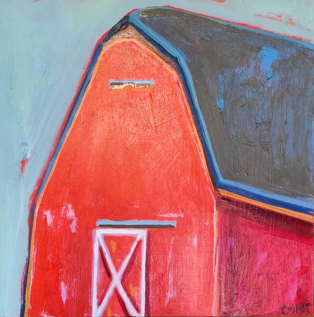 Tim Collom, 'Red Barn', 2019, Tim Collom Gallery