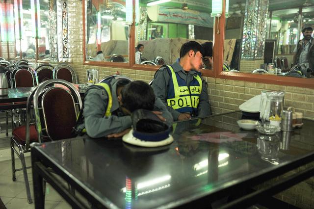 , 'Police. Kabul, Afghanistan,' 2012, Anastasia Photo