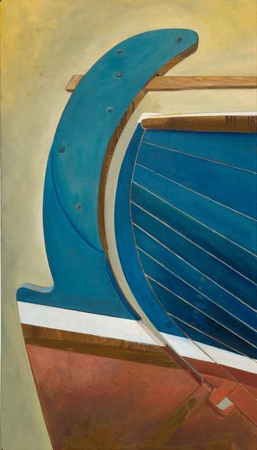 , 'Canoe Stern,' , Dowling Walsh