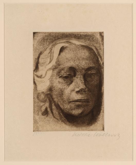 , 'Selbstbildnis,' 1912, Charles Nodrum Gallery