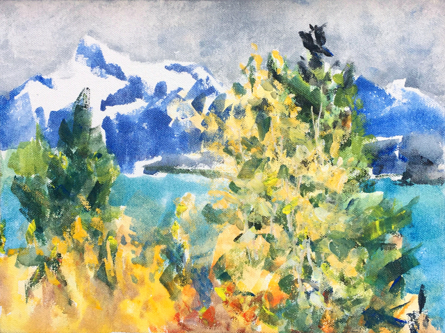 , 'Yellow Leaves,' 2012, Han Art