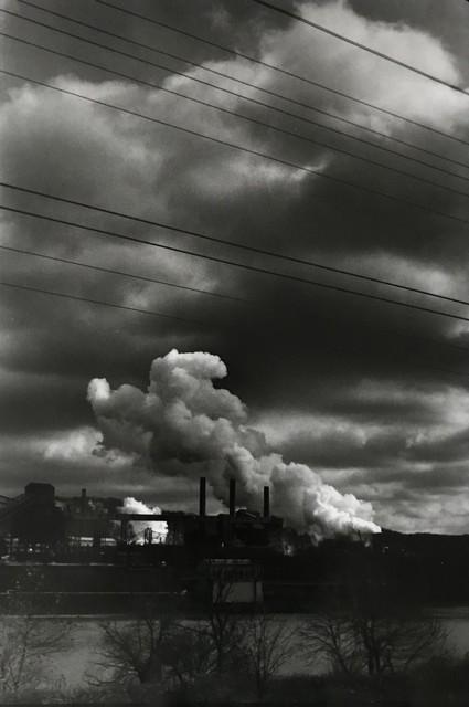 Ming Smith, 'Last Steel Mill, Pittsburgh, PA (August Wilson Series)', 1992, Jenkins Johnson Gallery