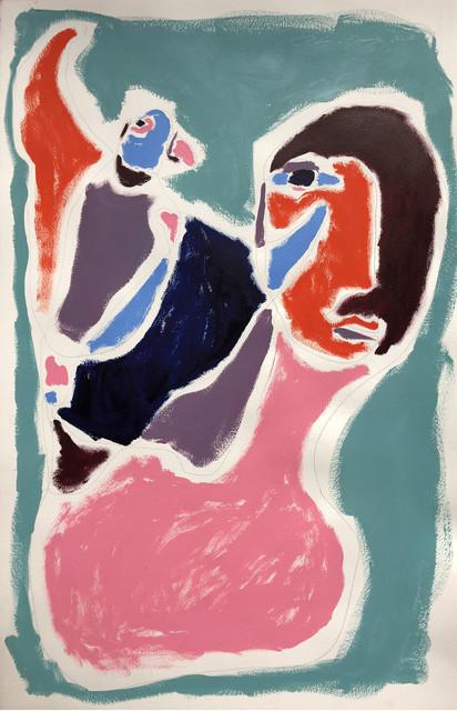 Christiane Spangsberg, 'WOMAN AND BIRD', 2018, LatchKey Gallery