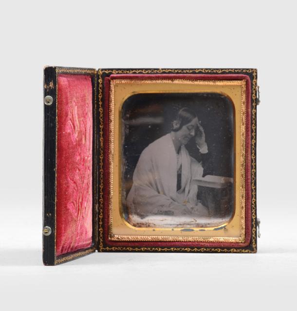 , 'Margaret Fuller,' 1846, Peter Harrington Gallery