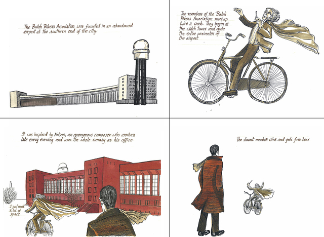 Sarnath Banerjee, 'The Night of The Hunter series', Project 88