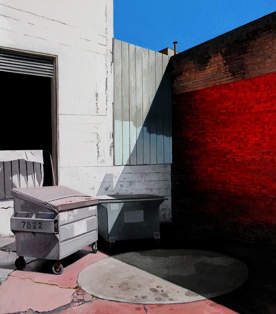 , 'T.L. Corner,' 2017, Hashimoto Contemporary