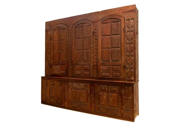 , 'Cupboard,' ca. 1810, Sandra e Márcio