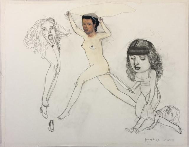 , 'La Plume,' 2008-2015, Galerie DYS