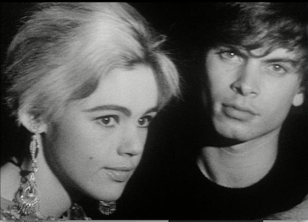 Andy Warhol, 'Andy Warhol, Screen Test of Edie Sedgewick and Kipp Stagg, 1966', 1966, Hedges Projects
