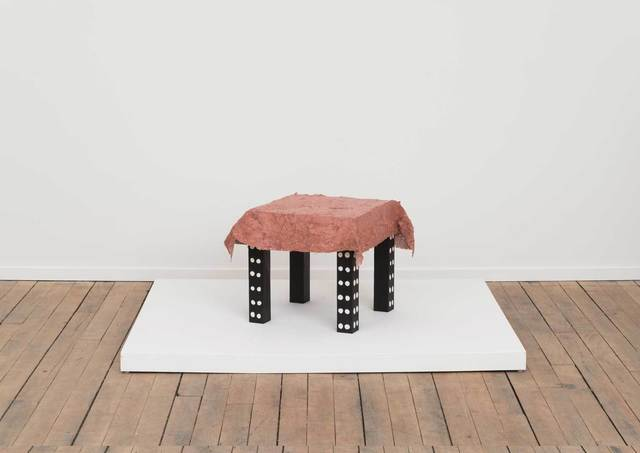 , 'Soothe Table (Protect),' 2015, Volume Gallery