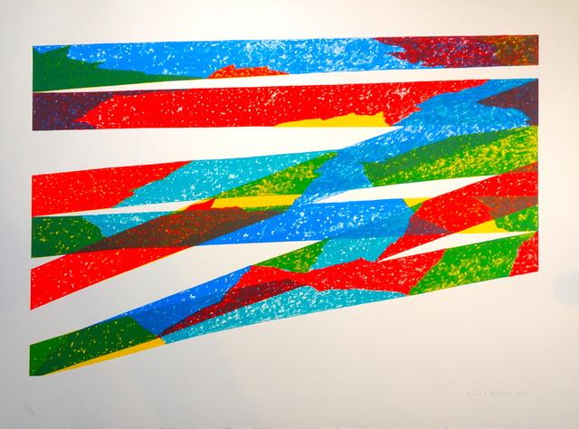 Piero Dorazio, 'Composizione a Colori', 1976, Wallector