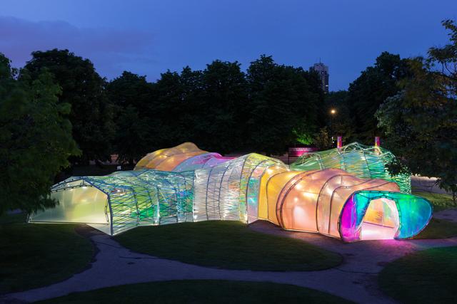 , 'Serpentine Galleries Pavilion,' 2015, Serpentine Galleries