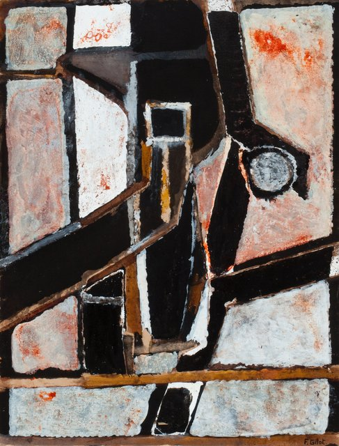 Françoise Gilot, 'Composition with a Bottle', 1961, Heritage Auctions