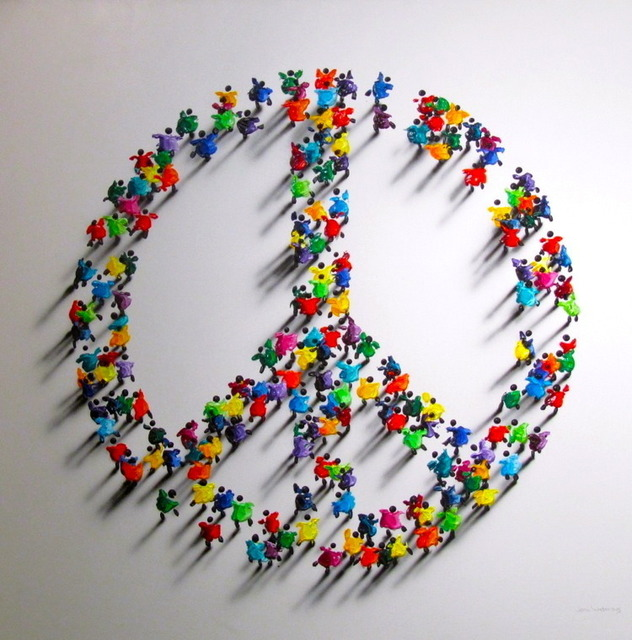, 'Peace,' , Hazelton Fine Art Galleries