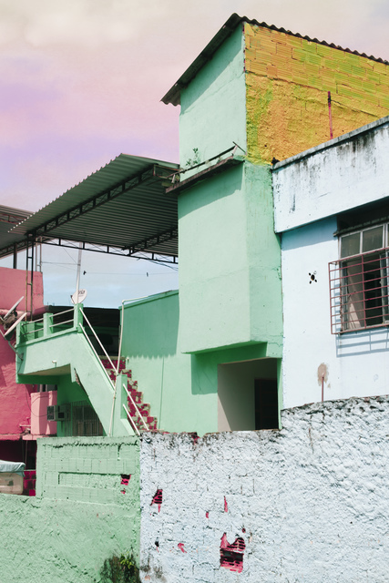 , 'Camouflage, from the series »Land of Black Milk«, Rio de Janeiro,' 2016, Ostlicht. Gallery for Photography