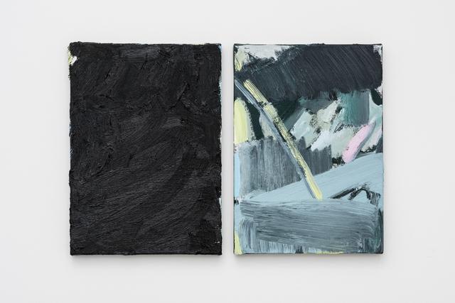 , 'Centre Fold,' 2017, Pilar Corrias Gallery