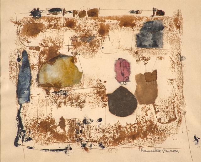 Hannelore Baron, 'Untitled', Rago