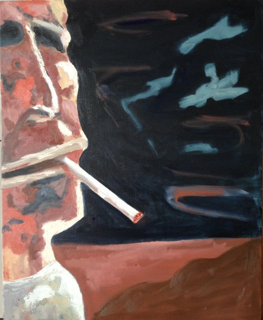 , 'Bad Week,' 2013, Paraphé