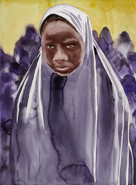 , 'Chibok Student,' 2016, The FLAG Art Foundation