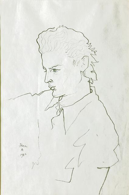 , 'Portrait de Georges Marchal ,' 1944, Fairhead Fine Art Limited