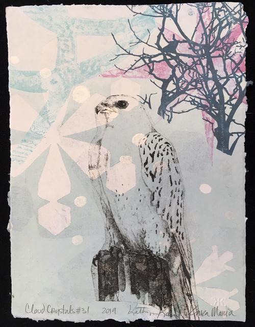 , 'Cloud Crystal 31,' 2019, Mark Moore Fine Art