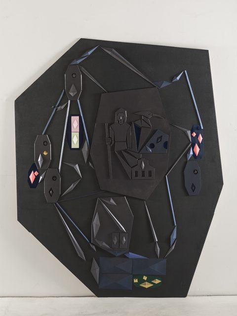 , 'Lo que concluye,' 2018, Galería silvestre