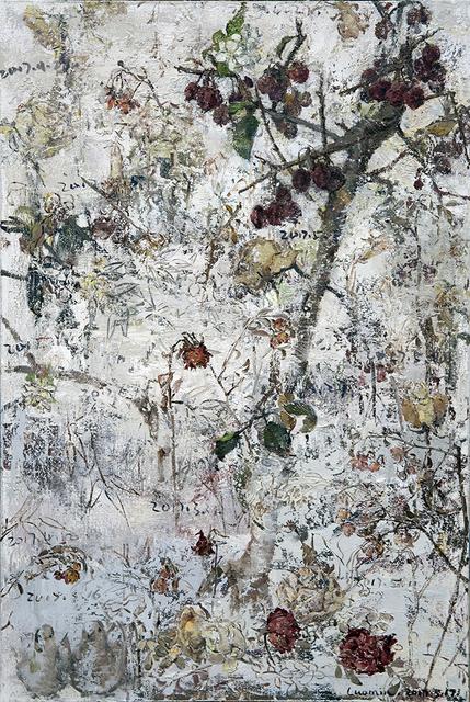 , 'El tiempo y pista ocultos No.3 ,' 2017, Miguel Marcos