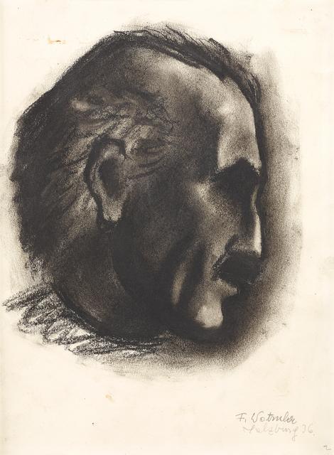 , 'Arturo Toscanini,' 1936, Belvedere 21