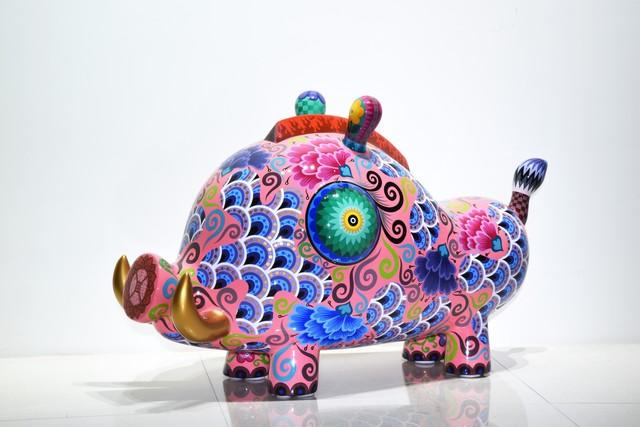 Hung Yi 洪易, 'Boar', 2019, FREMIN GALLERY