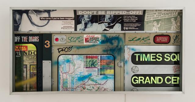 , 'Subway Series (#1),' 1993, Hollis Taggart Galleries