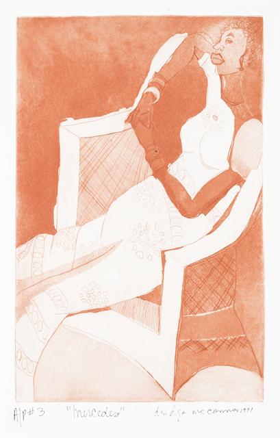 , 'Mercedes,' 1971, The Studio Museum in Harlem