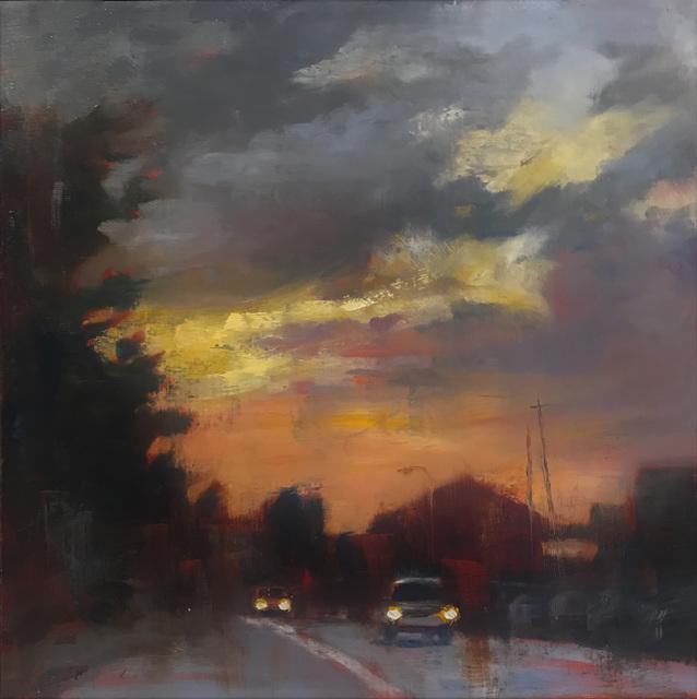 , 'Fairmount Avenue, November,' , InLiquid