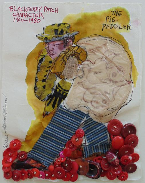 , 'Blackberry Patch Character: Pig Peddler,' , ACA Galleries