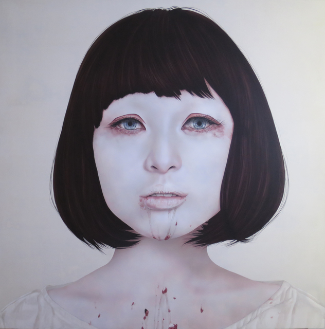 , 'amnesia,' 2015, Gallery Kogure