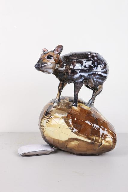 , 'Brancusi & mouse deer,' 2015, Arario Gallery