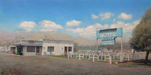 Jason Kowalski, 'Maverick Motel', 2019, Sue Greenwood Fine Art