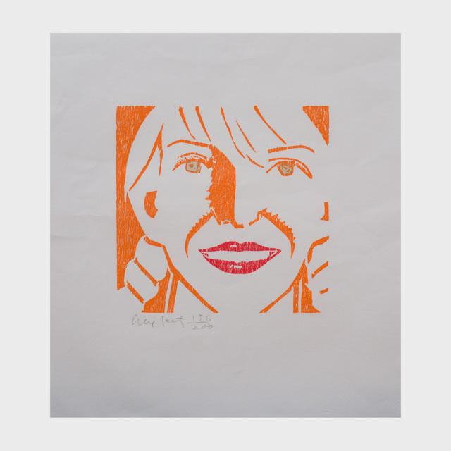Alex Katz, 'Jessica', 1994, Stubbs Fine Art