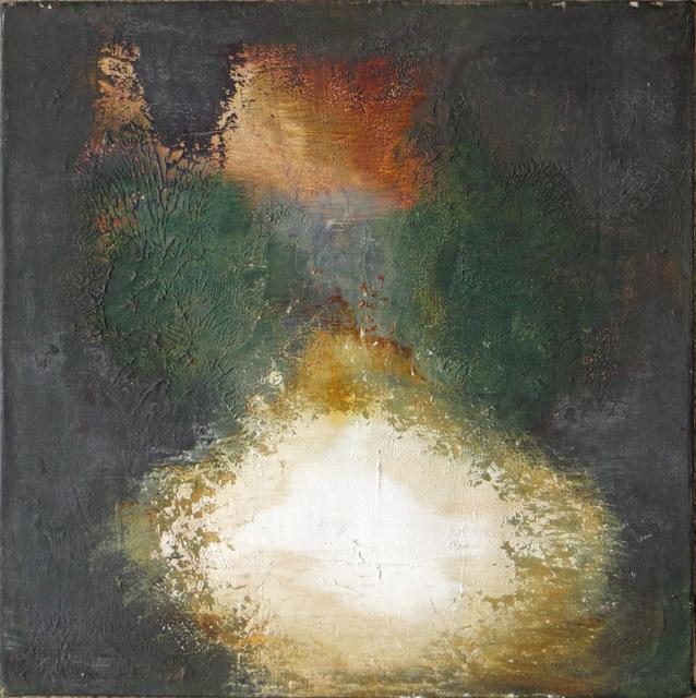 Stephanie Peek, 'Opening', 1996, Painting, Oil on Linen, Joseph Grossman Fine Art Gallery