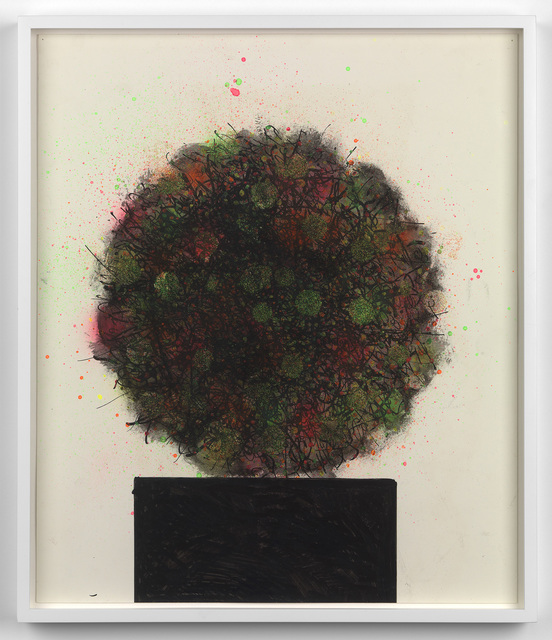 , 'Atomic Drawing (89),' 2001, Pippy Houldsworth Gallery
