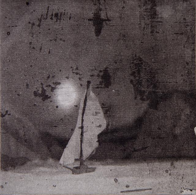 Lothar Osterburg, 'Waterline #15', 2018, Lesley Heller Gallery