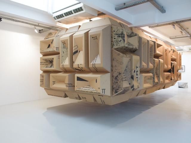 , 'Shrine,' 2017, Galerie Elisabeth & Klaus Thoman