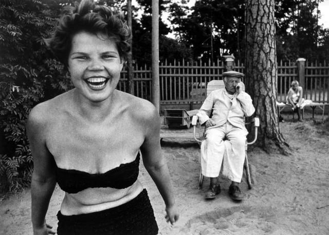 , 'Bikini, Moscow,' 1959, Howard Greenberg Gallery