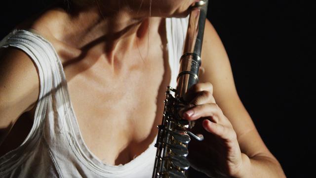 , 'Natacha Diels, Flute,' 2014, bitforms gallery
