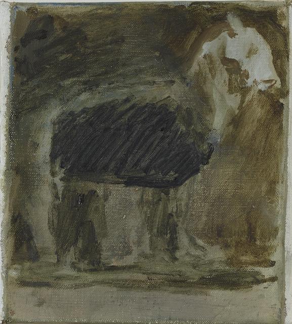 , 'ABOUTNESS – BLACK DOG, (NR. 2816/14),' 2014, Annie Gentils