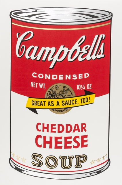 Andy Warhol, 'Campbell's Soup II (Sunday B. Morning)', Forum Auctions