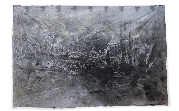 , 'Labotomie au rocher ,' 2016, Galerie Papillon