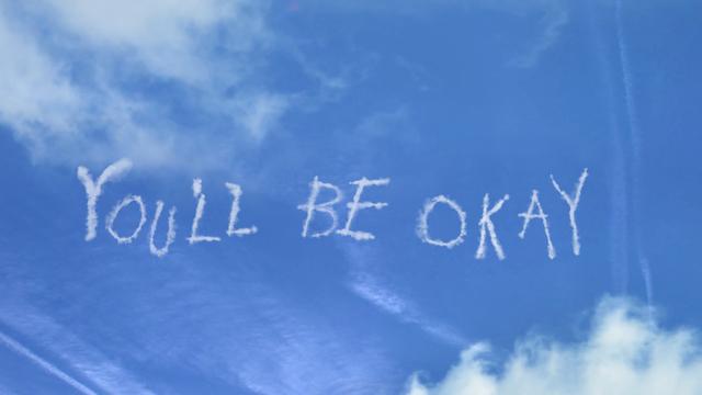 , 'You'll Be OK,' 2014, Annka Kultys Gallery
