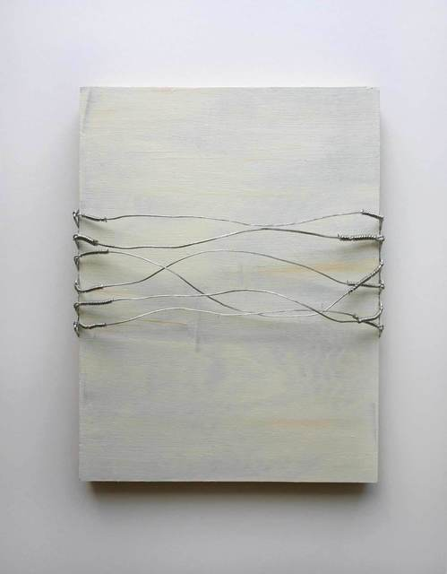 , 'Distrubances (Wire Lines),' 2014, GAEP