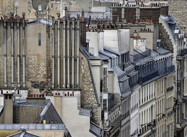 , 'Paris Rooftops 8,' , Bau-Xi Gallery