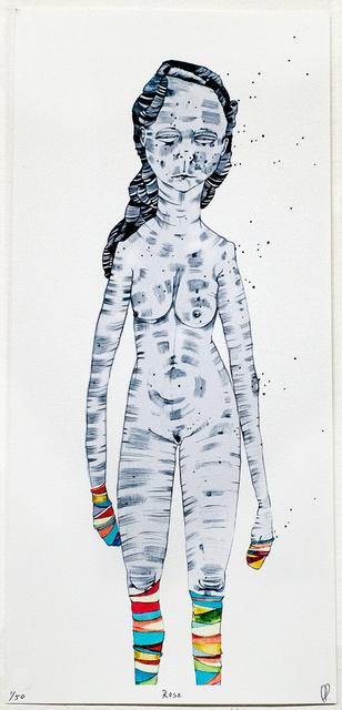 Faring Purth, 'Rose', 2019, ANNO DOMINI